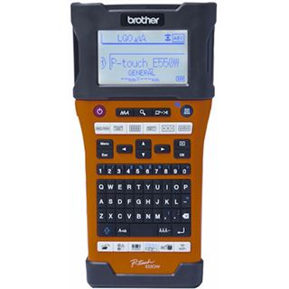 Brother P-Touch E550WVPZG1 Thermotransfer USB 2.0