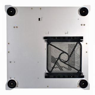 Lian Li PC-V359WA mit Sichtfenster Mini Tower ohne Netzteil silber