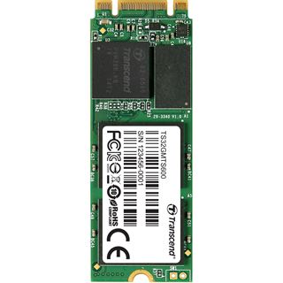 32GB Transcend MTS600 M.2 2260 SATA 6Gb/s MLC (TS32GMTS600)