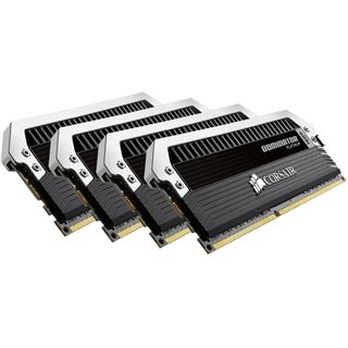 16GB Corsair XMS3 Dominator Platinum DDR3-2400 DIMM CL11 Quad Kit