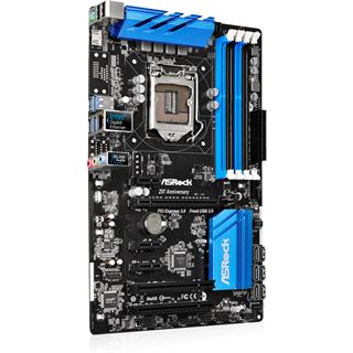 ASRock Z97 Anniversary Edition Intel Z97 So.1150 Dual Channel DDR3 ATX Retail