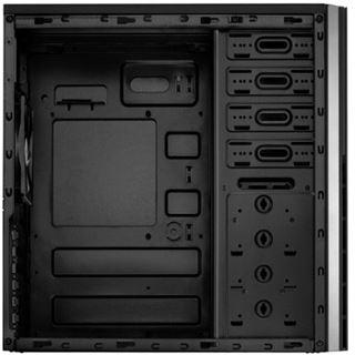 Antec ASK4000B-U3 Midi Tower ohne Netzteil schwarz