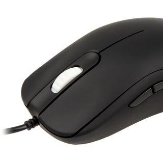 ZOWIE FK1 USB schwarz/weiß (kabelgebunden)