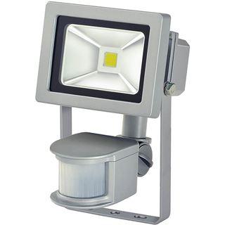 Brennenstuhl Chip LED-Leuchte IP44 10W 700lm Bewegungsmelder