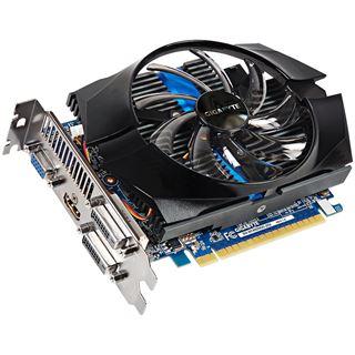 2GB Gigabyte GeForce GT 740 OC Aktiv PCIe 3.0 x16 (Retail)