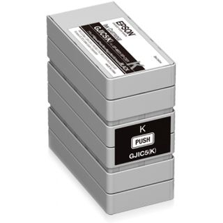 Epson Tinte GJIC5(K) C13S020563 schwarz