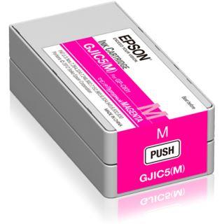 Epson GJIC5(M): Tintenpatrone magenta