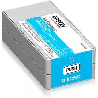 Epson GJIC5(C): Tintenpatrone cyan