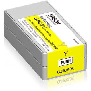 Epson GJIC5(Y): Tintenpatrone gelb
