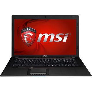 "Notebook 17.3"" (43,94cm) MSI GP70-2PEi781FD FreeDOS"