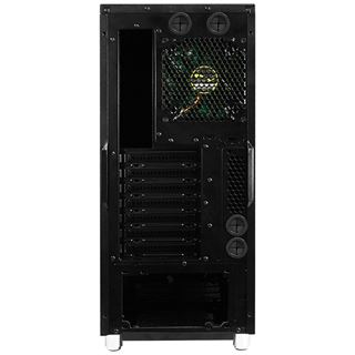 Nanoxia Deep Silence 3 gedämmt Midi Tower ohne Netzteil anthrazit