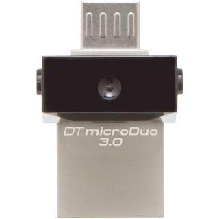 32 GB Kingston DataTraveler microDuo schwarz USB 3.0 und microUSB
