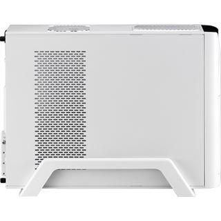 AeroCool QS-102 White Edition Mini Tower ohne Netzteil weiss