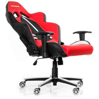 AKRacing Style Gaming Chair - rot/schwarz