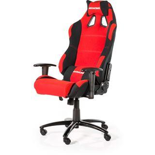 AKRacing Prime Gaming Chair - rot/schwarz
