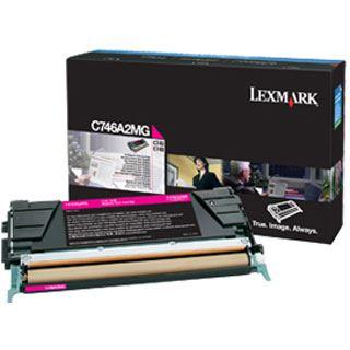 Lexmark Toner C746,C748 magenta