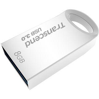 8 GB Transcend JetFlash 710S silber USB 3.0