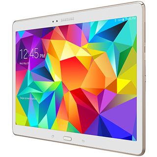 "10.5"" (26,67cm) Samsung Galaxy Tab S 10.5 T800N WiFi/Bluetooth V4.0/GPS 16GB weiss"