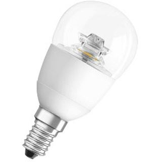 Osram LED Superstrar Classic P advance 40 ADV 6W/827 CS Klar E14 A+