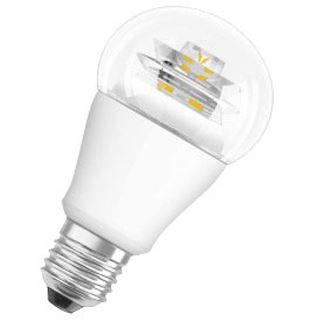 Osram LED Superstar Classic A advanced 60 10W/827 CS Matt E27 A+