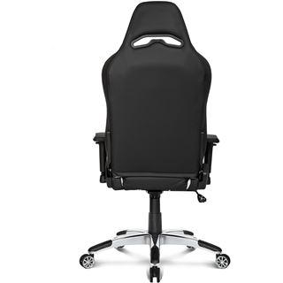 AKRacing Premium V2 Gaming Chair - schwarz/silber