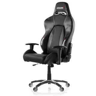 AKRacing Premium V2 Gaming Chair - carbon/schwarz