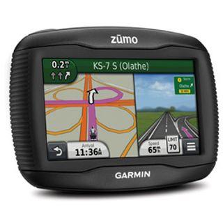 Garmin zumo 390LM PLUS Europa (Lifetime Map Update)