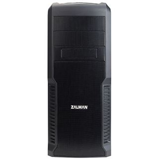 King Mod Zalman Z3 Midi-Tower, schwarz - gedämmt