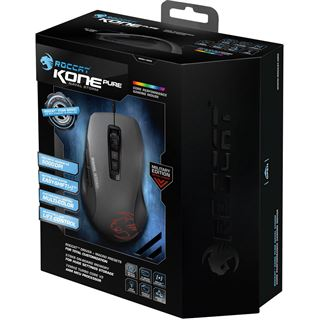 Roccat Kone Pure Naval Storm USB grau (kabelgebunden)