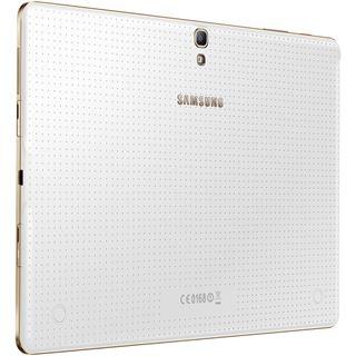 "10.5"" (26,67cm) Samsung Galaxy Tab S 10.5 T805N LTE/WiFi/UMTS/Bluetooth V4.0/GPS/HSPA+ 16GB weiss"