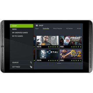 Black Bundle NVIDIA SHIELD Tablet WiFi 16GB + 128GB + Controller + Cover