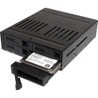 """Logilink Einbaurahmen 4-Bay LogiLink für interne 2,5"""" HDD/SSD"""