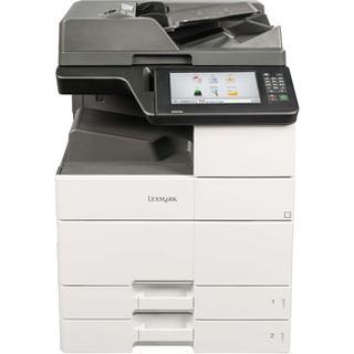 Lexmark MX910de S/W Laser Drucken/Scannen/Kopieren/Faxen LAN/USB 2.0