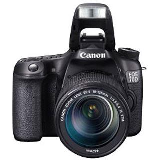 Canon EOS 70D KIT 18-55IS STM