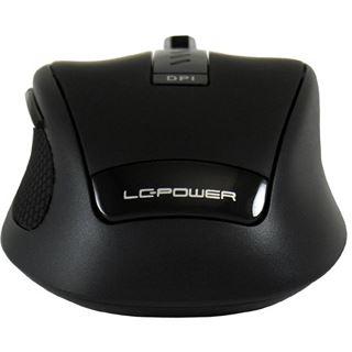 LC-Power LC-KEY-M-1BW Deutsch USB schwarz