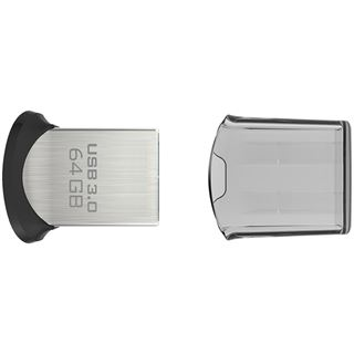 16 GB SanDisk Cruzer Fit Ultra schwarz USB 3.0