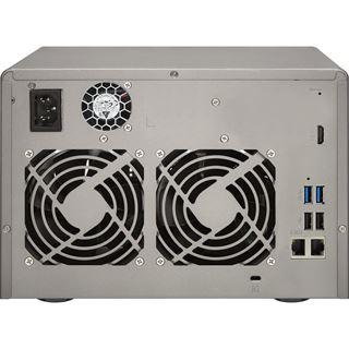 QNAP Turbo Station TS-651 ohne Festplatten