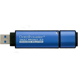 8 GB Kingston DataTraveler Vault Privacy 3.0 blau USB 3.0