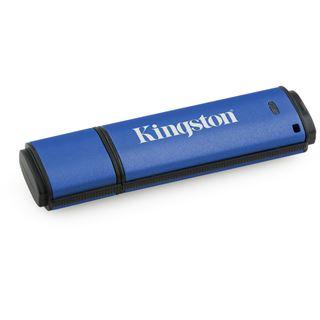 32 GB Kingston DataTraveler Vault Privacy 3.0 blau USB 3.0