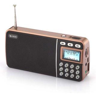 X4-Tech Mini Multifunktionsradio