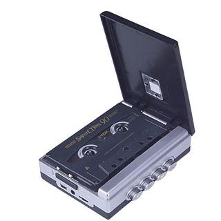 X4-Tech Skywalker II Kassettenspieler und Digitalisierer
