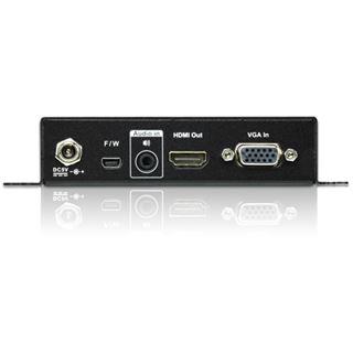ATEN Technology VC182 1-fach VGA auf HDMI Konverter
