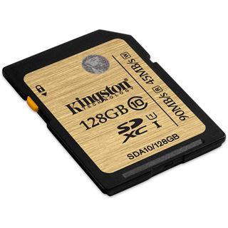 128 GB Kingston SDA10 SDXC UHS-I Retail