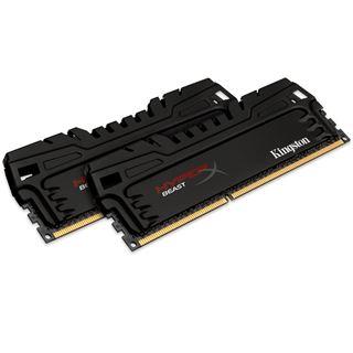 8GB HyperX Beast DDR3-2400 DIMM CL11 Dual Kit