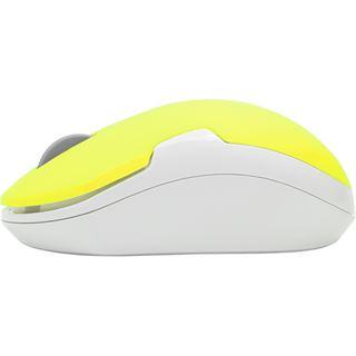 LogiLink ID0122 USB gelb (kabellos)