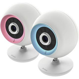 D-Link EyeOn Baby-Kamera via iPhone/iPad/Android