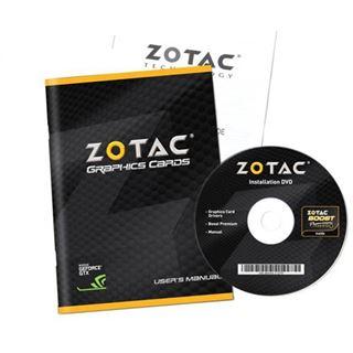 2GB ZOTAC GeForce GT 720 Zone Edition Passiv PCIe 2.0 x 8 (Retail)