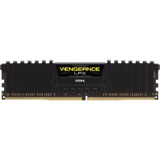 16GB Corsair Vengeance LPX schwarz DDR4-2800 DIMM CL16 Quad Kit