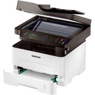 Samsung Xpress M2885FW/PLU S/W Laser Drucken/Scannen/Kopieren/Faxen USB 2.0/WLAN