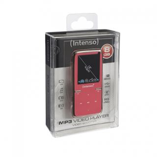 """Intenso Video Scooter 8GB 1,8"""" pink"""